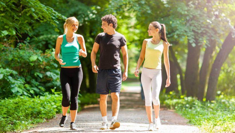 6 motive pentru care mersul e cel mai bun workout