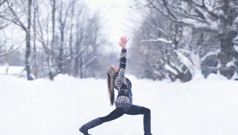 Yoga in timpul iernii – Sfaturi de practica pentru sezonul rece