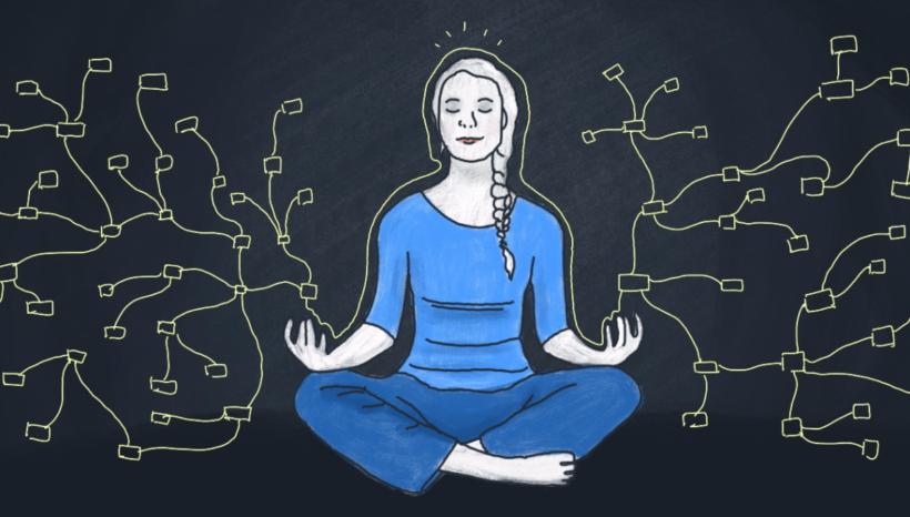 Meditatia pentru oamenii care nu mediteaza